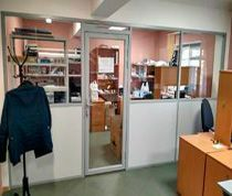 Монтаж офисных перегородок для ООО «Синтез-Эксперт» (ООО «СинЭкс»)